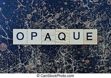 mot, bois, petit, texte, opaque, lettres, gris