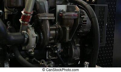 moteur, générateur, pouvoir électrique
