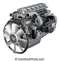 moteur, puissance