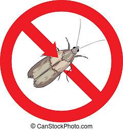moth, casse-pieds, prohibited.