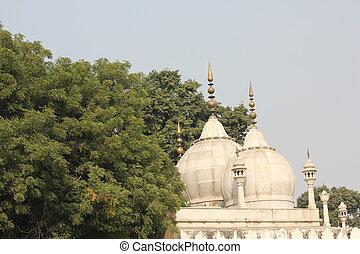 moti, inde, masjid