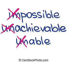 motivation, mots, reussite