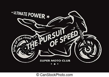 motorcycle., superbike, sport