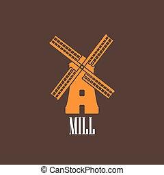 moulin, illustration
