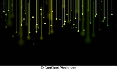 mouvement, futuriste, incandescent, fond, résumé, high-tech, néon