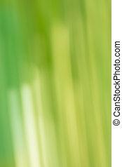 mouvement, résumé, arrière-plan vert, barbouillage