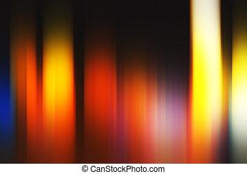 mouvement, résumé, coloré, fond, barbouillage