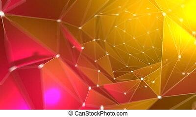 mouvement, résumé, fait boucle, seamless, graphiques
