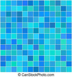 multi, carrée, coloré, couleur, tuiles, seamless