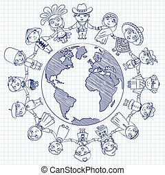 multiculturel, caractère