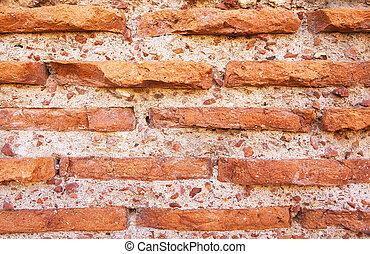 mur, caillou, texture