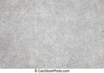 mur, résumé, fond, gris, ciment