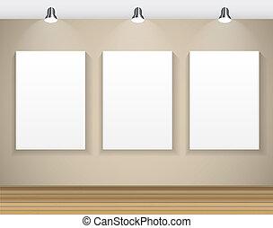 mur, texte, cadre, illustration, images, vecteur, ton