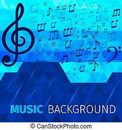 musique, fond, résumé