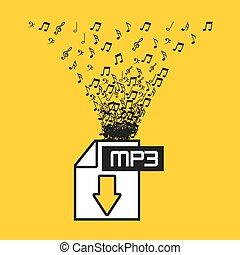 musique, numérique
