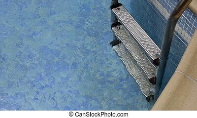 natation, pool., détail