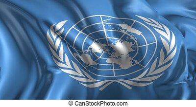 nations unies fléchissent