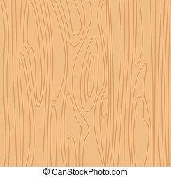 naturel, bois, arrière-plan beige