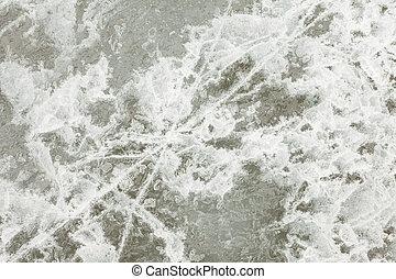 naturel, surface, texture, glace