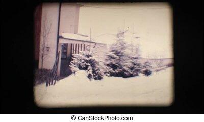 neigeux, vendange, 8mm., rue
