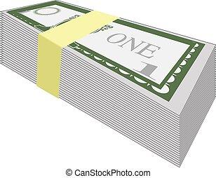 notes, banque