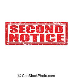 notice-stamp, seconde