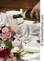 nourriture, boisson, mariage