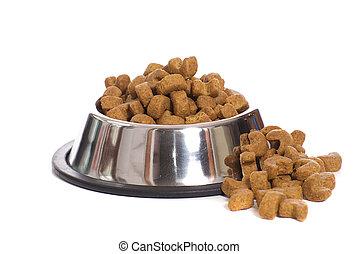 nourriture, chien
