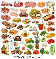 nourriture, collection