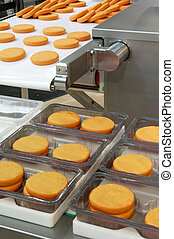 nourriture, production