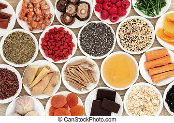 nourriture, santé
