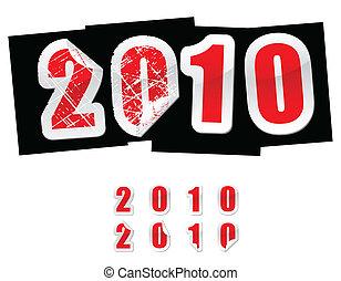nouveau, 2010, année