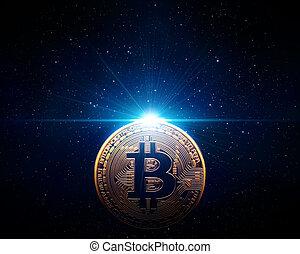 nouveau, investissements, -, bitcoin, frontière