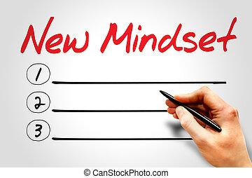 nouveau, mindset
