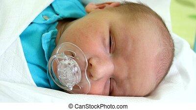 nouveau-né, nourrisson, hôpital