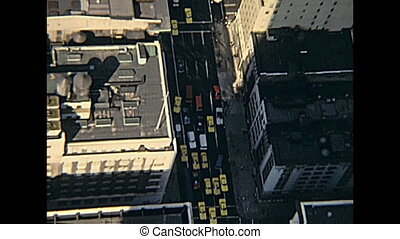 nouveau, taxis, york
