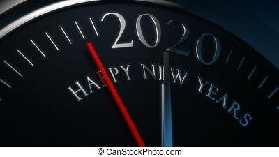 nouvelles années, heureux