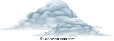 nuage, illustration