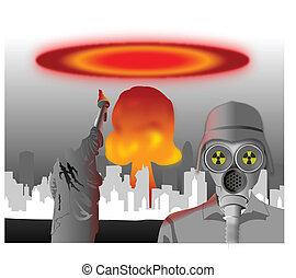 nucléaire, désastre