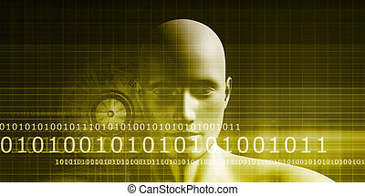 numérique, identité