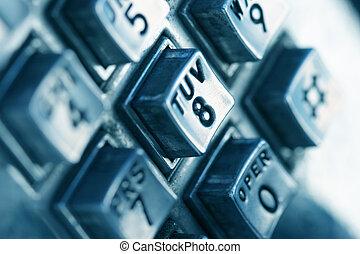 numéros téléphone