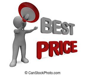 offre, coût, caractère, vente, escompte, ou, mieux, spectacles