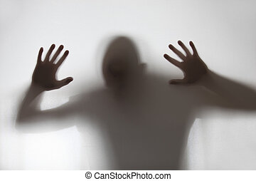 ombre, humain