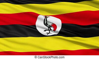 onduler, drapeau national, ouganda