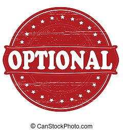 optional