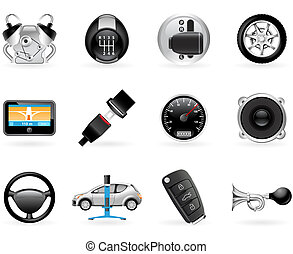 options, voiture