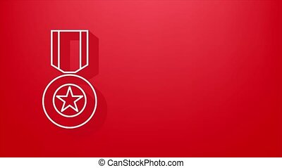 or, union soviétique, graphics., héros, award., étoile, mouvement
