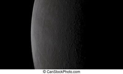 orbite, lune