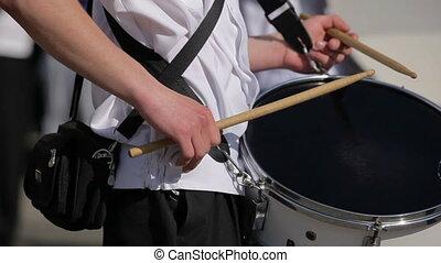 orchestre, mars