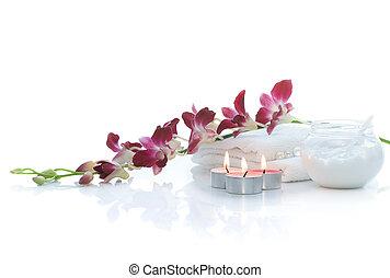 orchidée, spa